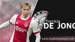 Akankah Frenkie De Jong Masuk ke Tim Barcelona