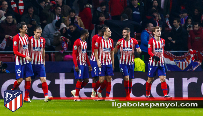 Atletico Kalahkan Villarreal 2-0