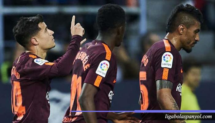 Coutinho Menjadi Tulang Punggung Presiden Barcelona