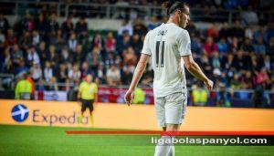 Mencetak Gol ,Bale Tidak Cukup Senang