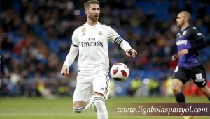 Tercatat 40 Penampilan Sergio Ramos