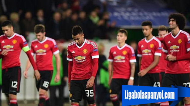 Manchester United Mengalami Kegagalan Liga Champion