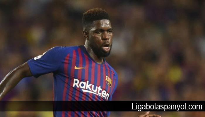Barcelona Tunggu Tawaran MU untuk Samuel Umtiti