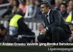 Pemain Andalan Ernesto Valverde yang Memikul Barcelona