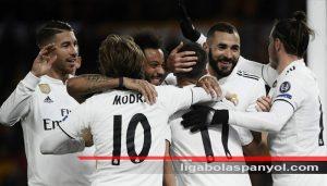 Madrid Menang Dua Kali Penalti Atas Levante 2-1