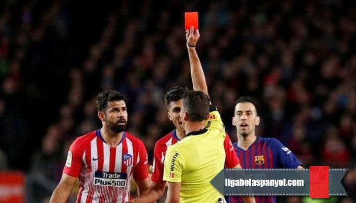 Diego Costa Terancam Sanksi 12 Laga Karena ini