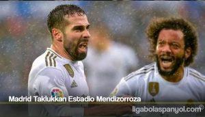 Madrid Taklukkan Estadio Mendizorroza